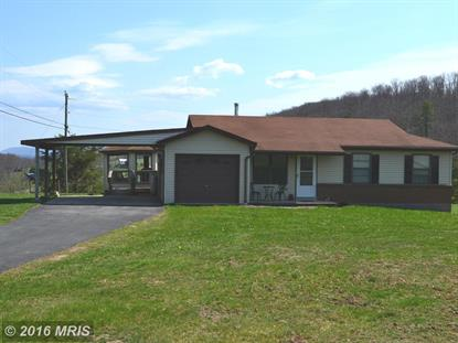 2645 North River RD Baker, WV MLS# HD9616494