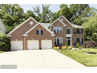 1318 VALLEY OAK WAY Bel Air, MD MLS# HR8367071