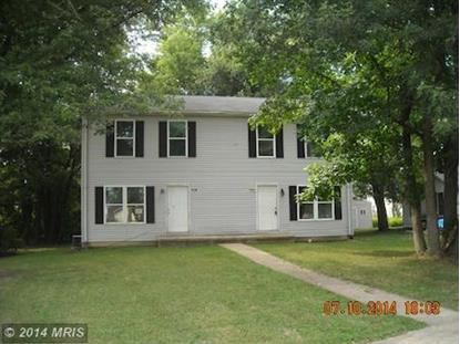 489 WASHINGTON ST Aberdeen, MD MLS# HR8410181