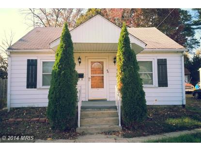 44 MOUNT ROYAL AVE Aberdeen, MD MLS# HR8498494