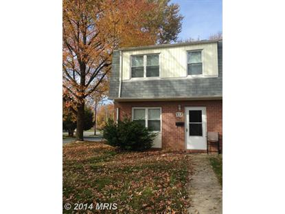 332 CENTER DEEN AVE Aberdeen, MD MLS# HR8503824