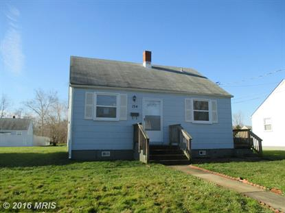 154 BANNISTER AVE Aberdeen, MD MLS# HR9572822
