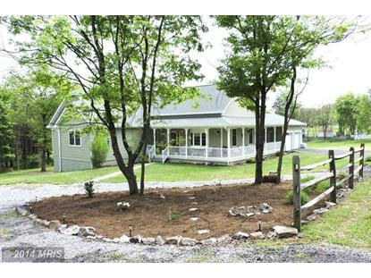 160 SPRITE LN Capon Bridge, WV MLS# HS7962536