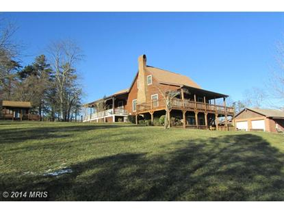 146 SETTLERS LANE Capon Bridge, WV MLS# HS8251001