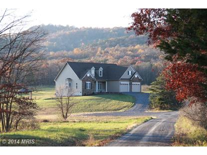 3 QUAKER CEMETARY RD Capon Bridge, WV MLS# HS8263880