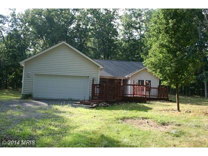 243 PUGH AVE Capon Bridge, WV MLS# HS8271644
