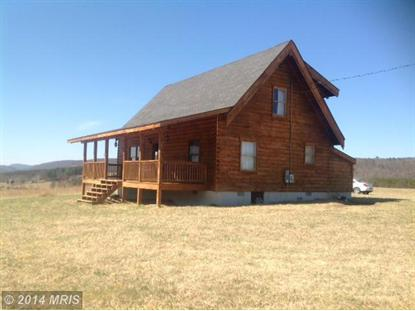123 GREAT PLAINS DRIVE Capon Bridge, WV MLS# HS8321171