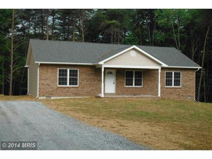 SPRITE CT Capon Bridge, WV MLS# HS8332635