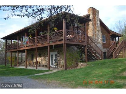 431 SIRBAUGH RD Capon Bridge, WV MLS# HS8332666
