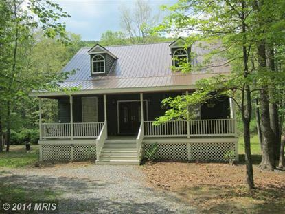 687 WARSAW DR Capon Bridge, WV MLS# HS8347913