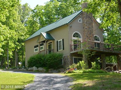 226 TURKEY KNOB DR Capon Bridge, WV MLS# HS8364792