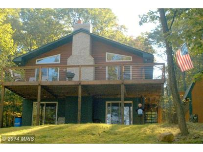 1400 LONGBEARD LN Capon Bridge, WV MLS# HS8372027