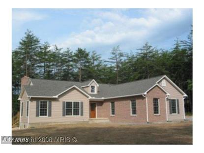 10 DILLONS CT Capon Bridge, WV MLS# HS8389518