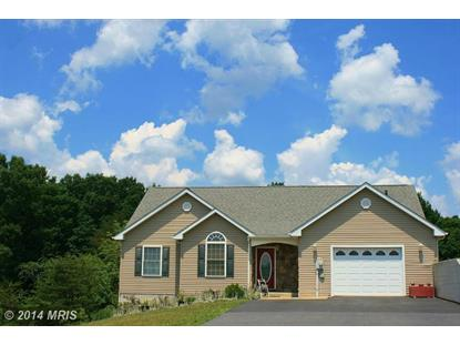 72 SCENIC DRIVE Capon Bridge, WV MLS# HS8390357