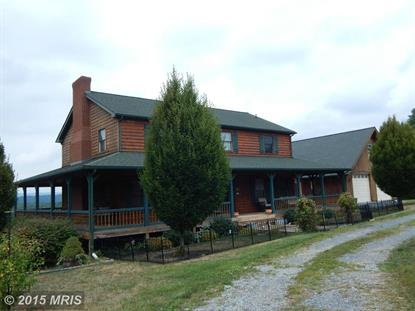 324 TIMBER RIDGE RD Capon Bridge, WV MLS# HS8436187
