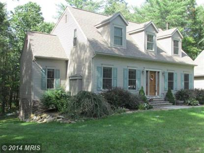 129 QUAKER WOODS Capon Bridge, WV MLS# HS8448841