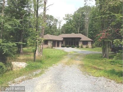 1 Quaker Trail Capon Bridge, WV MLS# HS8468877