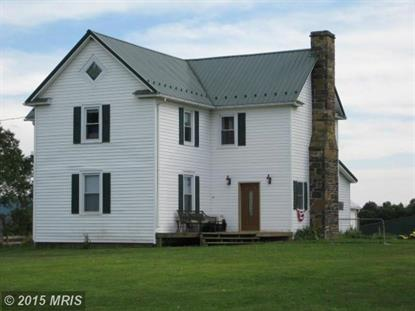 107 COLD STREAM RD Capon Bridge, WV MLS# HS8576003