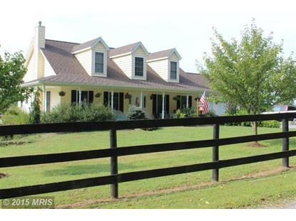 1962 HUMMINGBIRD LN. Capon Bridge, WV MLS# HS8633332