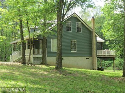 687 WARSAW DR Capon Bridge, WV MLS# HS8643001