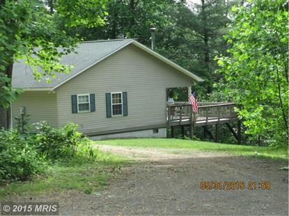 678 BEAR GARDEN TRL Capon Bridge, WV MLS# HS8652808
