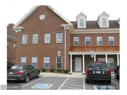 11285 DOVEDALE CT #17 Marriottsville, MD 21104 MLS# HW8278422