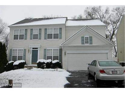 9804 MADELAINE CT Ellicott City, MD 21042 MLS# HW8285892