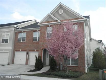 8847 WARM GRANITE DRIVE ##20 Columbia, MD MLS# HW8292960