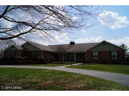 14399 OLD FREDERICK RD Cooksville, MD MLS# HW8310186