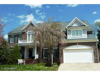 9960 TIMBERKNOLL LN Ellicott City, MD MLS# HW8338428