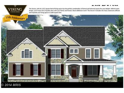 7311 BROWN BRIDGE RD Fulton, MD MLS# HW8346826