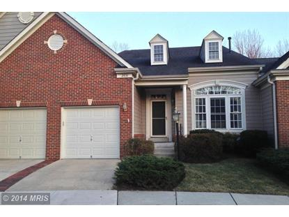 2651 LEGENDS WAY Ellicott City, MD MLS# HW8364482