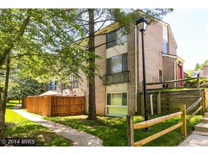 10542 FAULKNER RIDGE CIR #6-1 Columbia, MD MLS# HW8373834