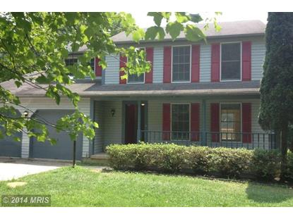 10206 FEAGA FARM CT Ellicott City, MD 21042 MLS# HW8380310