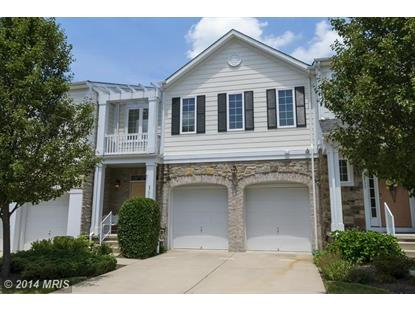 8731 ENDLESS OCEAN WAY #31 Columbia, MD MLS# HW8386538