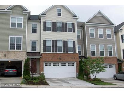 9707 NORTHERN LAKES LN #17 Laurel, MD MLS# HW8388009