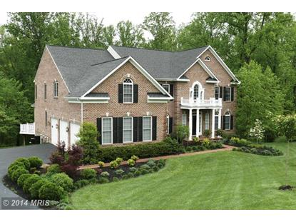 11754 CHAPEL ESTATES DR Clarksville, MD MLS# HW8407713