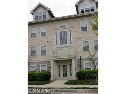 9121 GRACIOUS END CT #304 Columbia, MD MLS# HW8412167