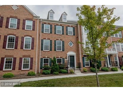 8737 BLAZING BROOK WAY #50 Elkridge, MD MLS# HW8412605