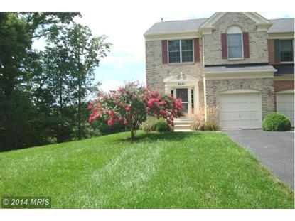 8461 TIMBERLAND CIR Ellicott City, MD MLS# HW8412988
