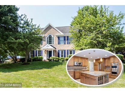 6505 APPLE BLOSSOM RIDE Columbia, MD MLS# HW8413070