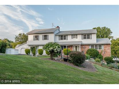 1671 HENRYTON RD Marriottsville, MD MLS# HW8423855