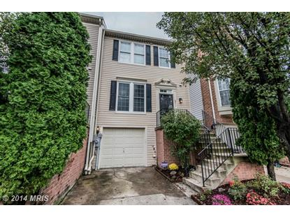 9511 DURNESS LN Laurel, MD MLS# HW8447260