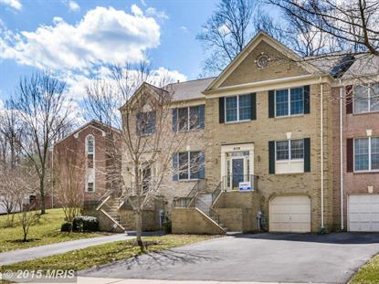 8528 TIMBERLAND CIR Ellicott City, MD MLS# HW8577525