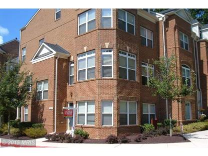 10209 BRIGHTON RIDGE WAY #91 Columbia, MD MLS# HW8580495
