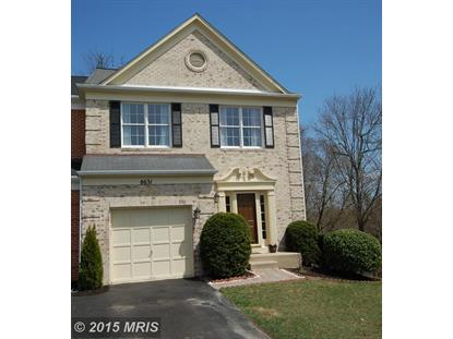 8631 TRAIL VIEW DR Ellicott City, MD MLS# HW8602510
