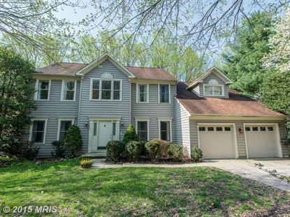 6834 CARAVAN CT Columbia, MD 21044 MLS# HW8613144