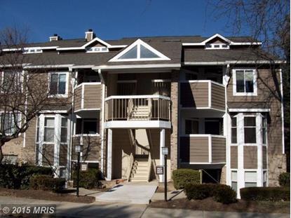 9523 HICKORY LIMB #306 Columbia, MD MLS# HW8616578