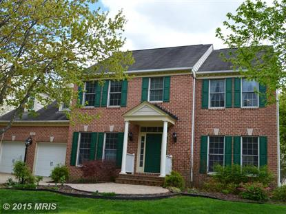 6409 ENCHANTED SOLITUDE PL Columbia, MD MLS# HW8621356