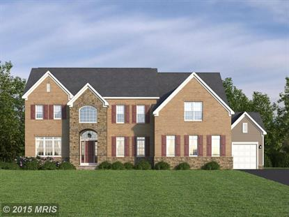 LOT 7 Collie CT Fulton, MD MLS# HW8674031